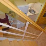 лестница с кухни во вторую спальню