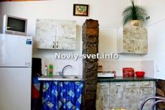 Дача в частном секторе в Новом Свете, Крым