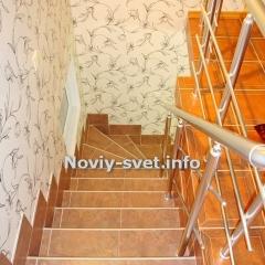 Двухэтажный коттедж в Новом Свете , Крым