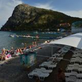 Крым, Новый Свет, жилье у моря в частном секторе