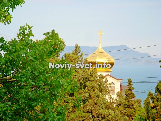 Дача в Новом Свете